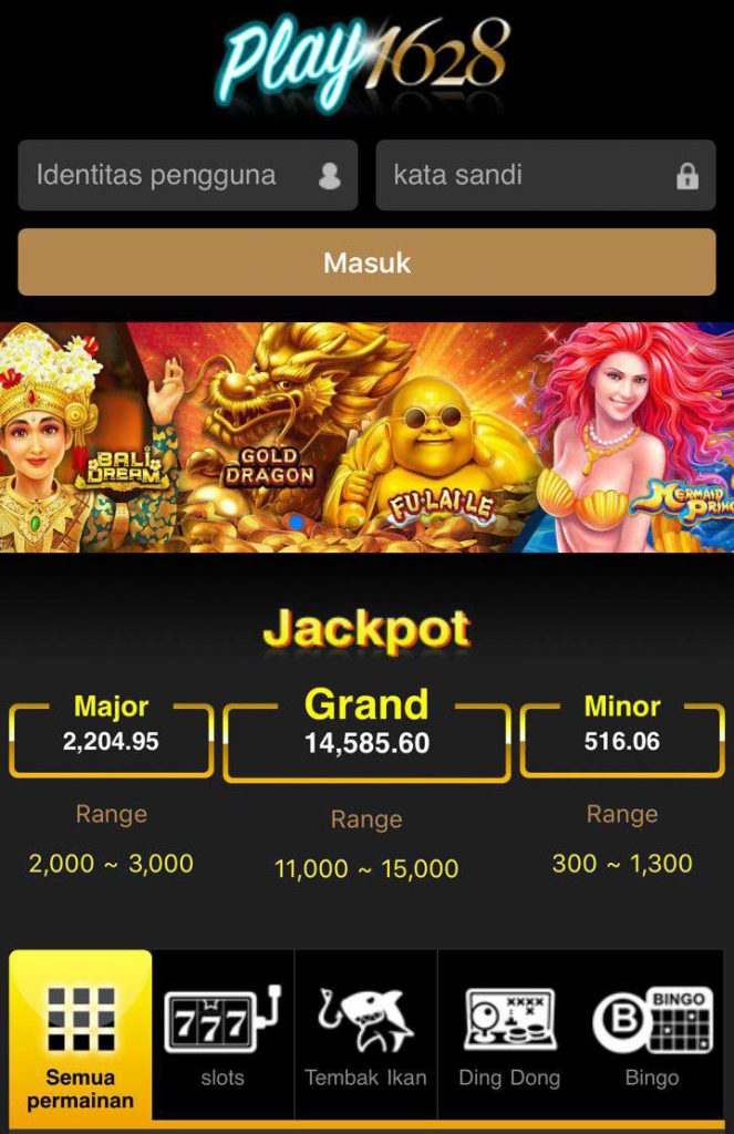 Play1628 Apk - Slot Online Play1628